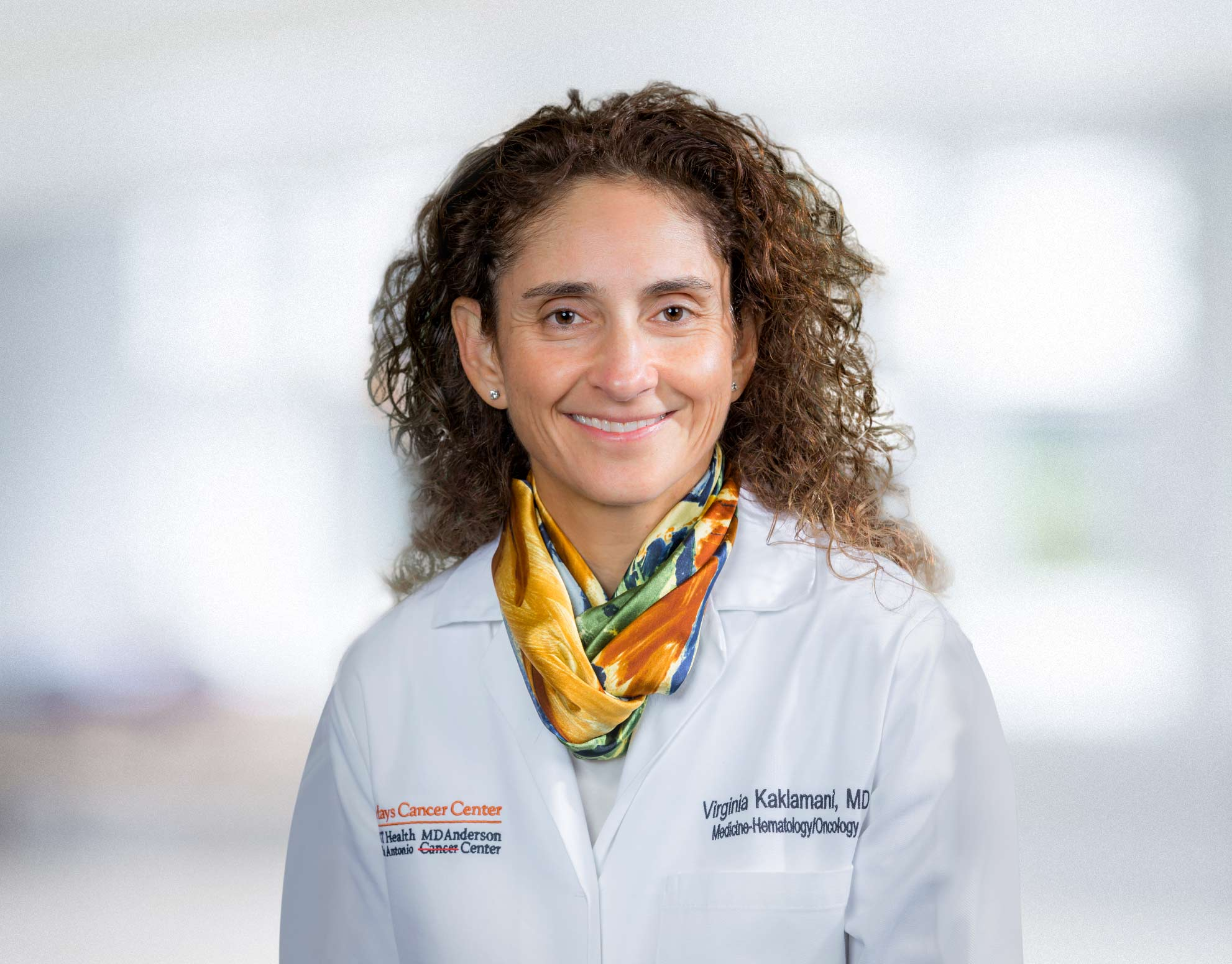 Photo of Virginia Kaklamani M.D.