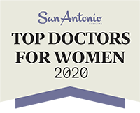 top doctors for women badge